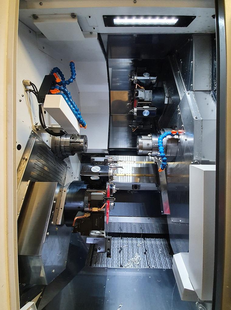 Miyano BNE 51 MSY ellenorsós CNC eszterga